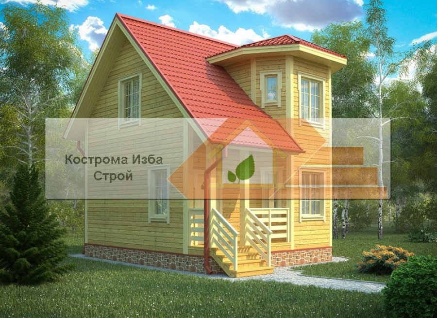 БД-010 Красноармейск 7х7м